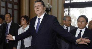 uruguay, peru, alan garcia, asilo politico