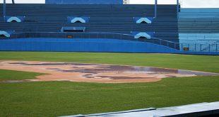 Béisbol, Gallos ,Leones, lluvia