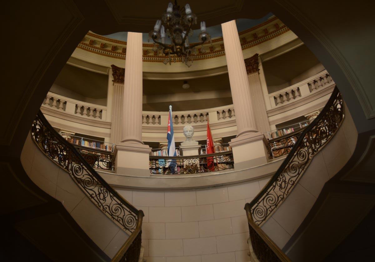 Biblioteca, Sancti Spíritus