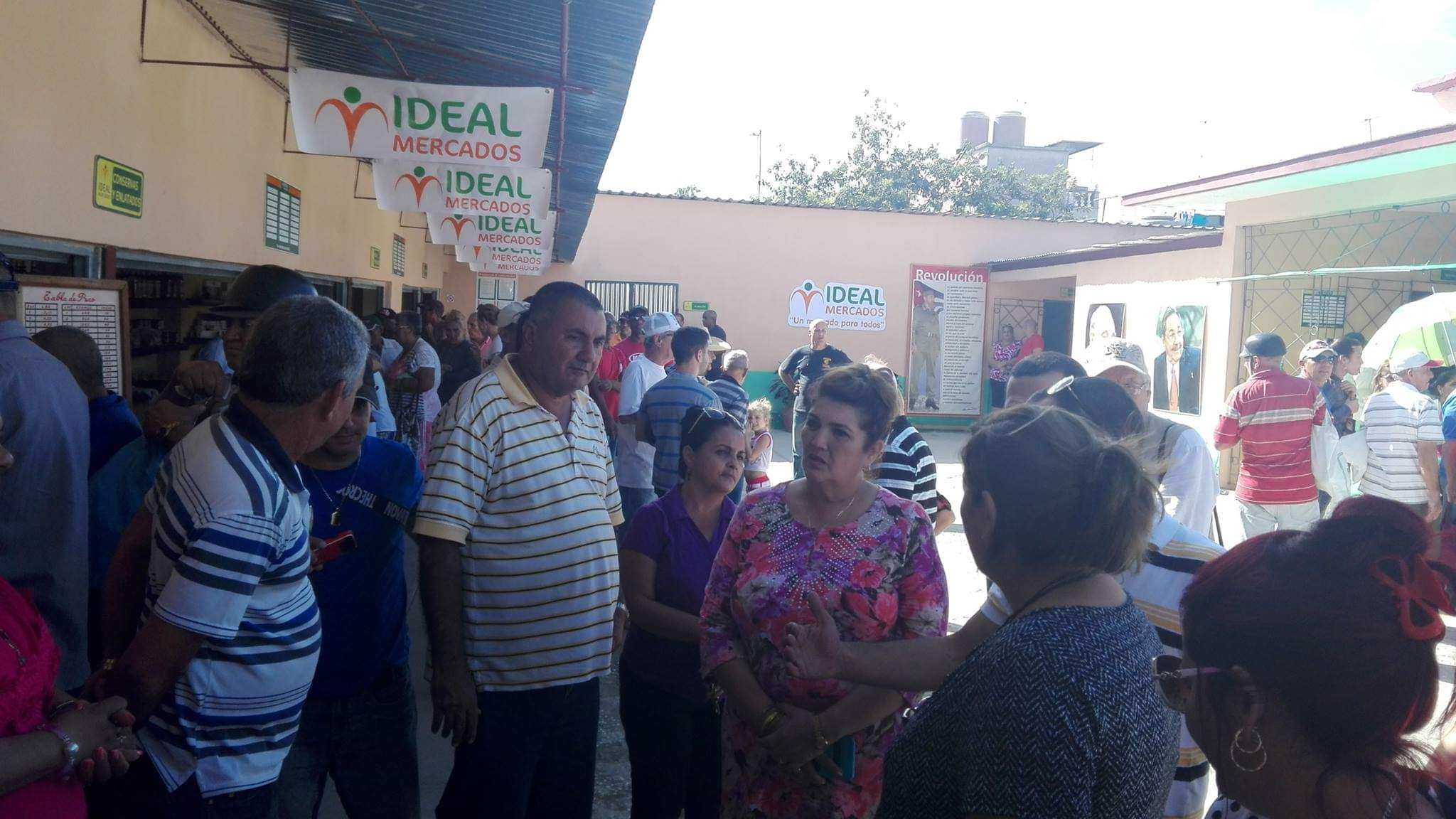 Cabaiguán, Mercado Ideal