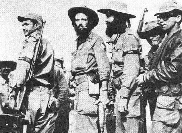 Yaguajay, Camilo, batalla
