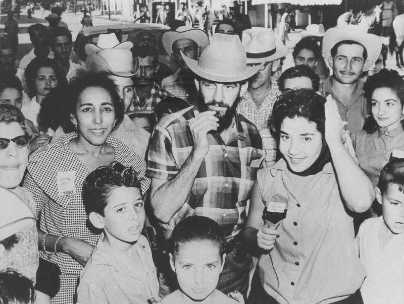 sancti spiritus, camilo cienfuegos, jarahueca, una sola revolucion, historia de cuba, yaguajay