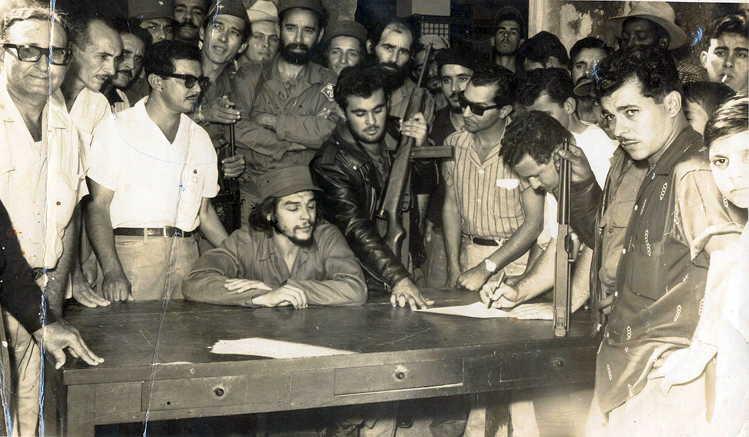 cuba, sancti spiritus, ernesto che guevara, camilo cienfuegos, una sola revolucion, ejercito rebelde, revolucion cubana