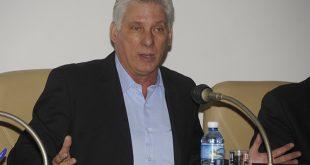 Díaz-Canel, Asamblea Nacional, Comisiones, economía