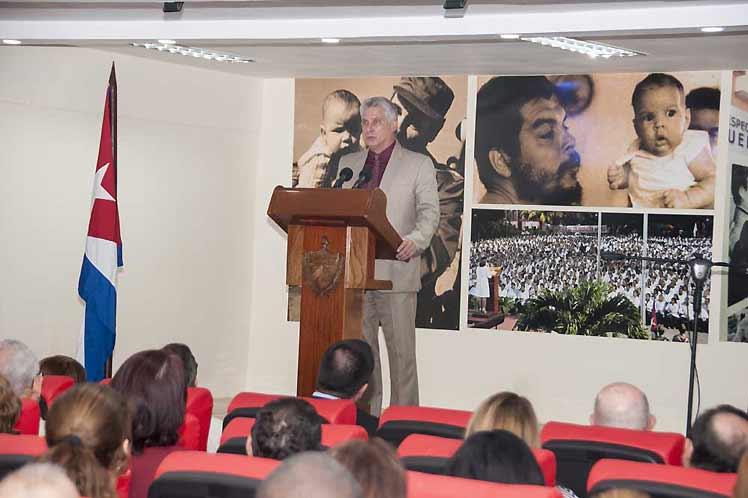 Díaz-Canel, Más Médicos, Brasil, Cuba