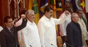 cuba, cumbre del alba-tcp, XVI cumbre del alba-tcp, la habana, miguel díaz-canel, presidente de cuba
