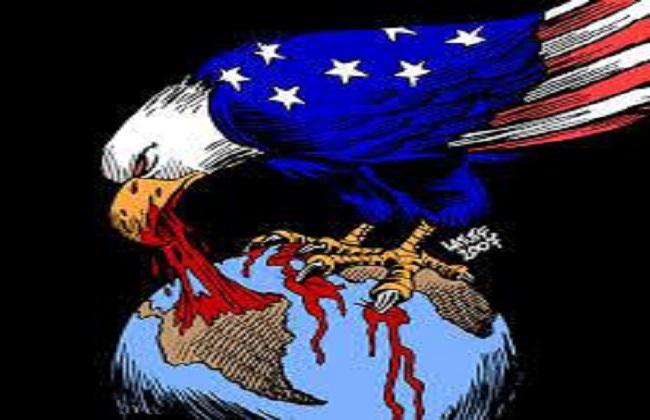 Estados Unidos, América Latina, agresión