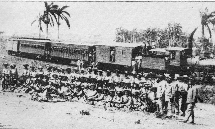 cuba, historia de cuba, guerra de independencia de cuba, taguasco