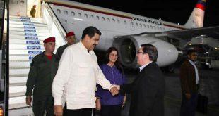Nicolás Maduro, Cuba, ALBA