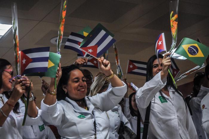 Cuba, Más Médicos, Brasil