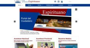 sancti spiritus, asamblea provincial del poder popular, sitio web, portal del ciudadano