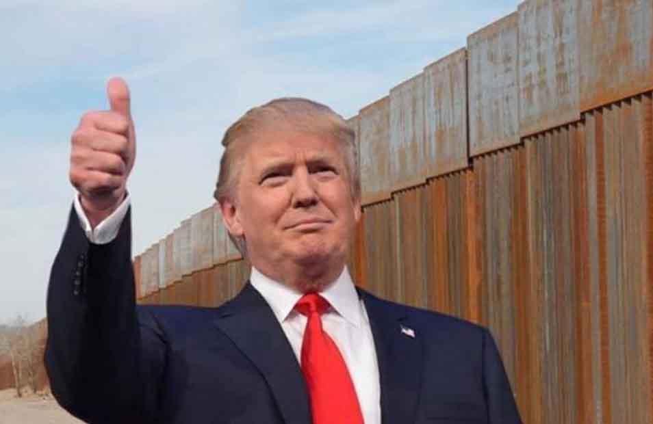 EE.UU., frontera, migración, Donald Trump
