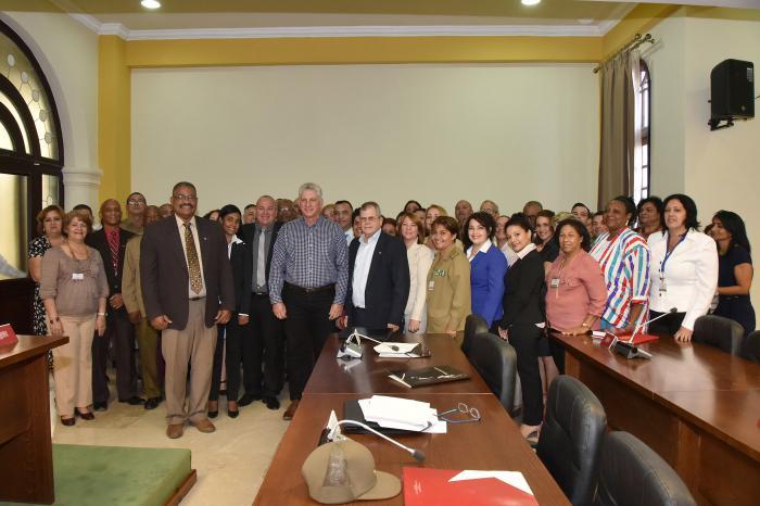 cuba, presidente de cuba, miguel diaz-canel, tribunal supremo popular, fiscalia general de la republica