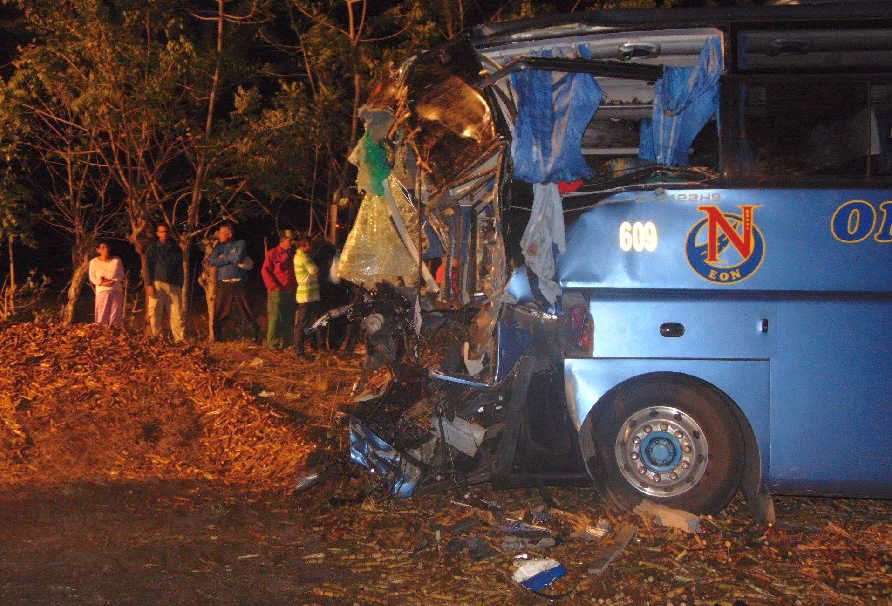 accidente de transito, Jatibonico, Hospital Provincial, Sancti Spíritus