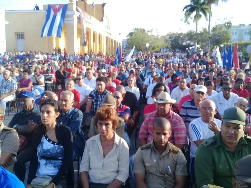 trinidad, una sola revolucion, ejercito rebelde, revolucion cubana