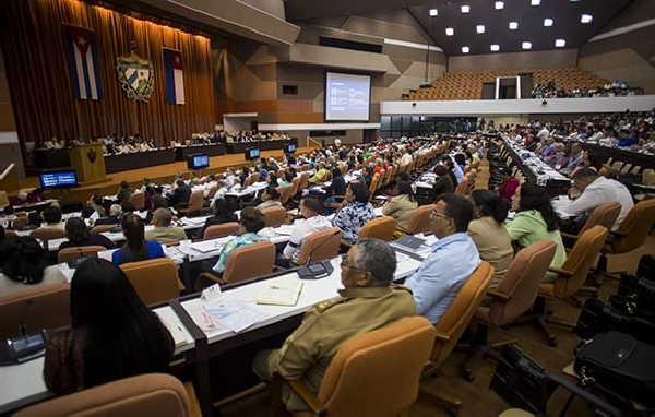 cuba, asamblea nacional del poder popular, parlamento cubano, informatizacion de la sociedad, miguel diaz-canel, presidente de cuba
