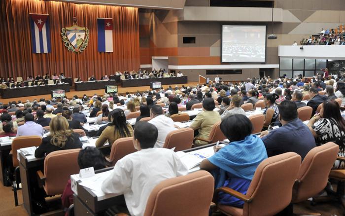 cuba, asamblea nacional del poder popular, parlamento cubano, miguel diaz-canel, presidente de cuba, reforma constitucional