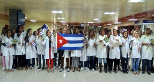 Más médicos, Brasil, Cuba