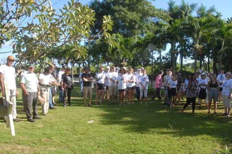 Solidaridad, Icap, Cuba