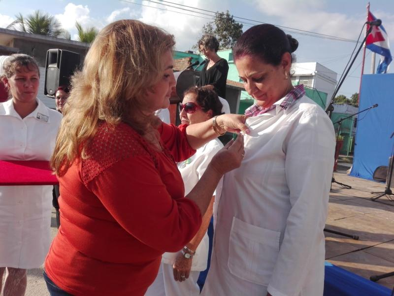 sancti spiritus, salud, dia de la medicina latinoamericana, medicos cubanos, tasa de mortalidad infantil, programa materno infantil