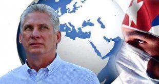 cuba, dia de la medicina latinoamericana, miguel diaz-canel, presidente de cuba