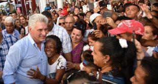 cuba, presidente de cuba, miguel diaz-canel bermudez