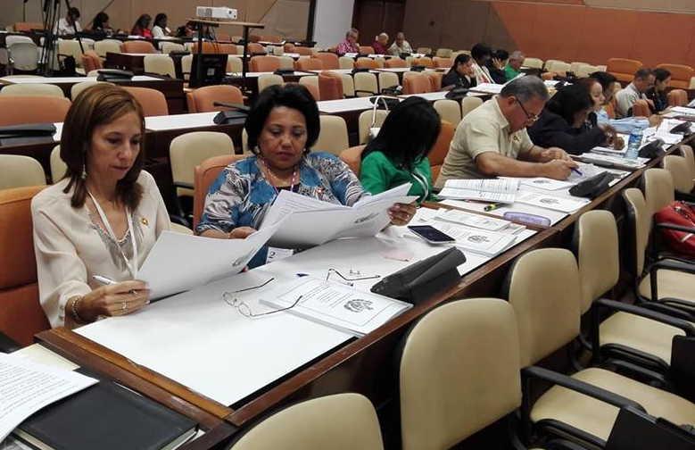 cuba, asamblea nacional del poder popular, parlamento cubano, informatizacion de la sociedad, miguel diaz-canel, presidente de cuba, reforma constitucional