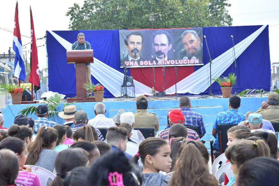 guayos, liberacion de guayos, ejercito rebelde, una sola revolucion, revolucion cubana