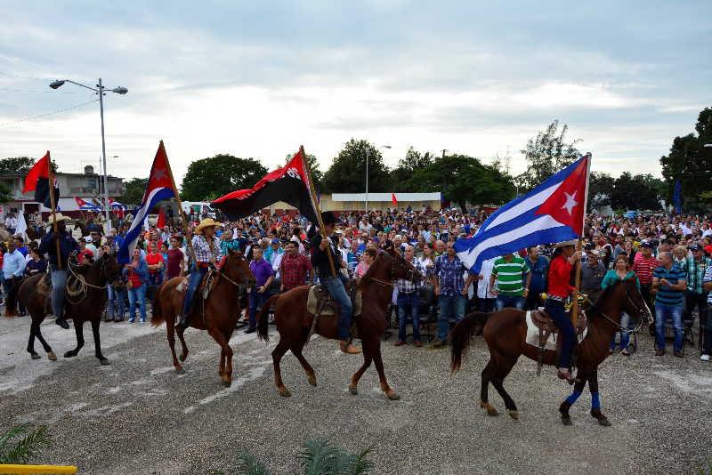 taguasco, liberacion de taguasco, una sola revolucion, revolucion cubana