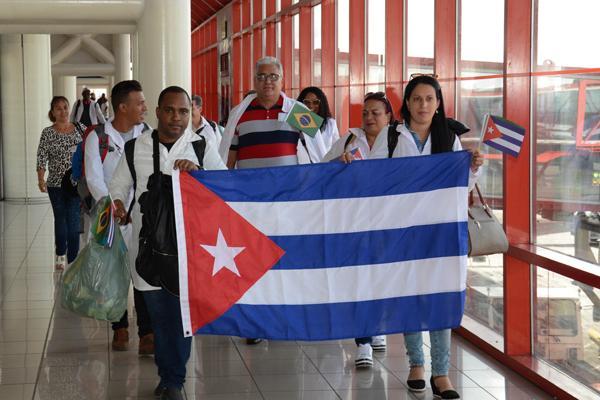 cuba, medicos cubanos, mas medicos, brasil