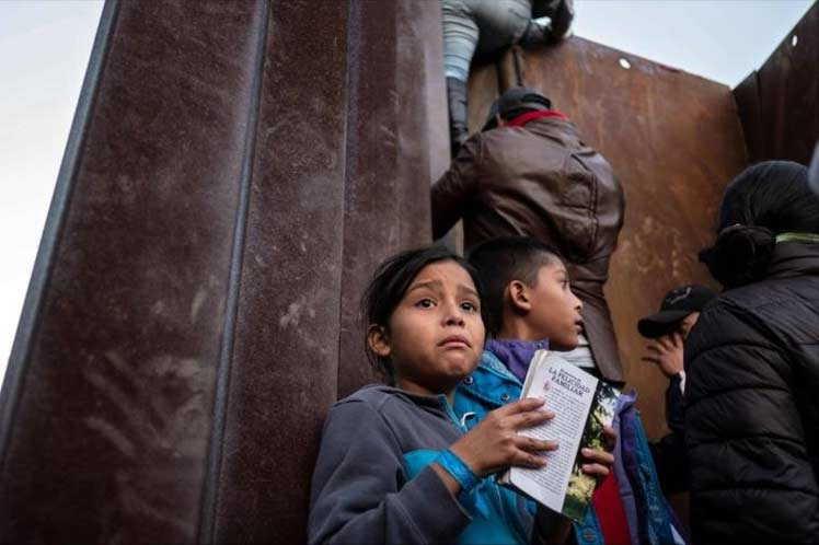 estados unidos, frontera estados unidos-mexico, niños migrantes, migrantes latinoamericanos