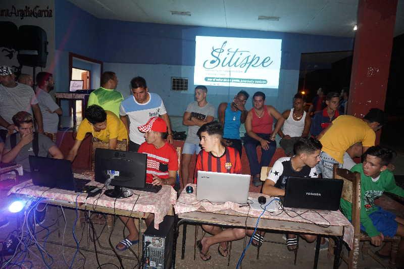 sancti spiritus, proyecto sitispe, proyecto sociocultural comunitario, la sierpe
