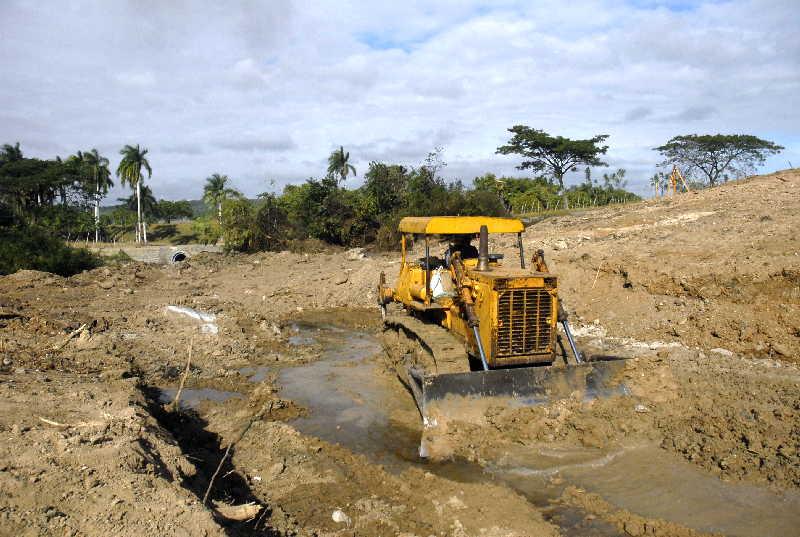Taguasco, construcción, puente, Siguaney