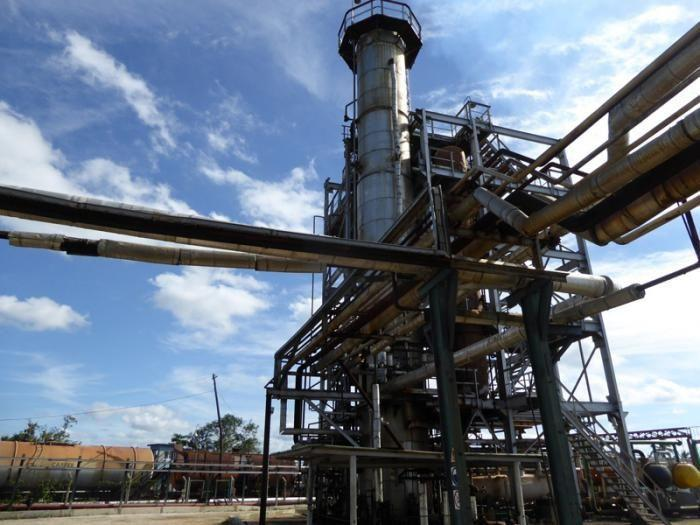 cabaiguan, refineria sergio soto, petroleo cubano