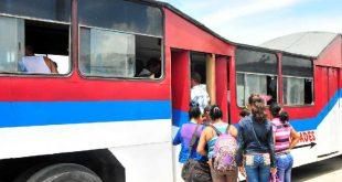 sancti spiritus, transporte urbano, omnibus nacionales
