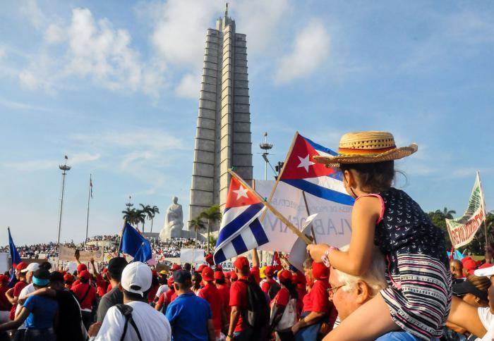 cuba, revolucion cubana, una sola revolucion, miguel diaz-canel, presidente de cuba