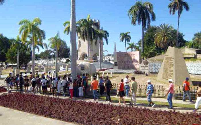 cuba, revolucion cubana, una sola revolucion, santa ifigenia, santiago de cuba