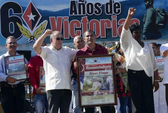sanctiago de cuba, tercer frente, raul castro, revolucion cubana, una sola revolucion
