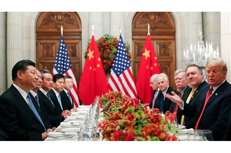 EE.UU., China, comercio, Donald Trump, Xi Jinping