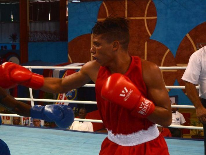 sancti spiritus, boxeo, campeonato nacional de boxeo playa giron, yosbany veitia