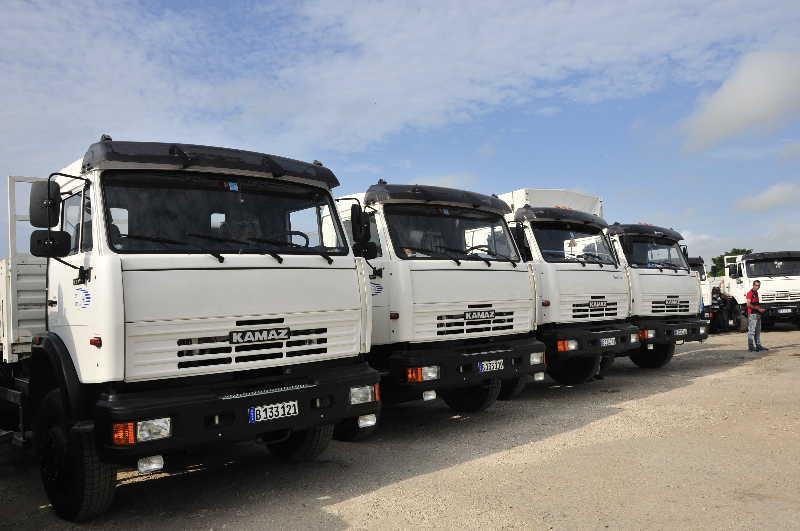 Sancti spiritus, gps, camiones, ómnibus nacionales, sistemas de posicionamiento global