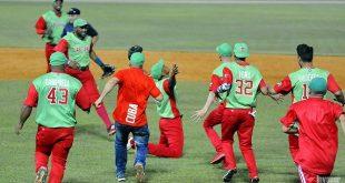 Béisbol, play off, Las Tunas, Villa Clara