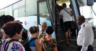Ómnibus Nacionales, Cuba, transporte
