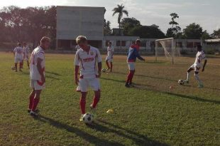 sancti spiritus, futbol, once espirituano, liga nacional de futbol
