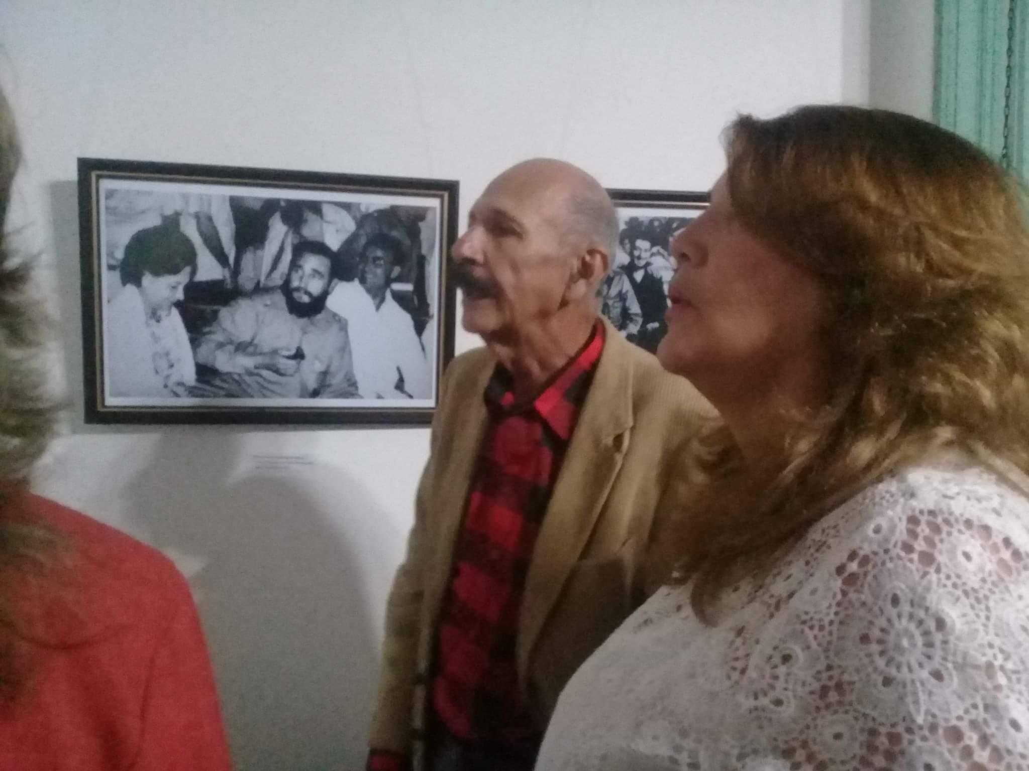 Trinidad, aniversario 505, Fidel