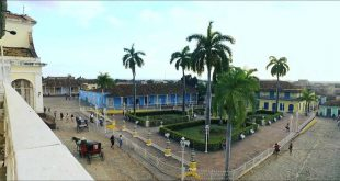 Trinidad, Cuba, aniversario 505