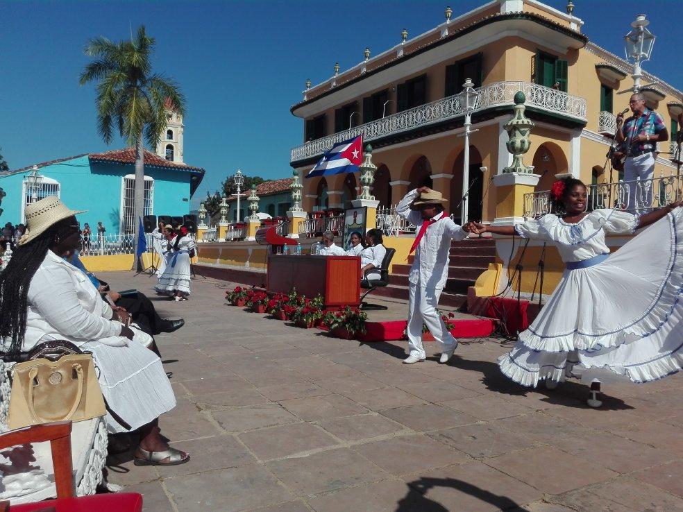 Trinidad, aniversario 505, tradiciones