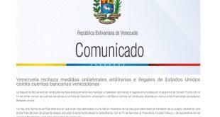 Venezuela, Estados Unidos