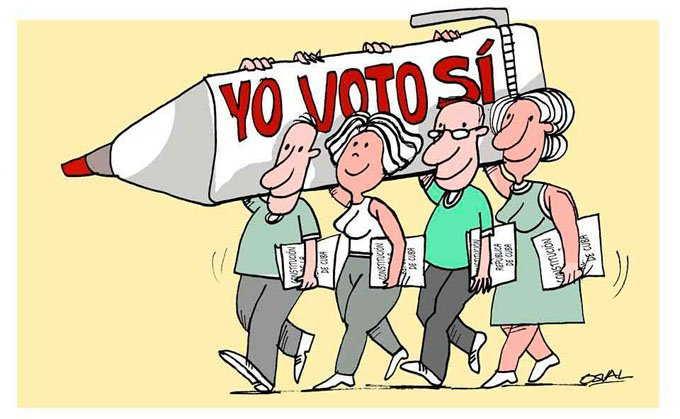 sancti spiritus, constitucion de la republica, universidad de sancti spiritus jose marti, referendo constitucional de cuba, reforma constitucional