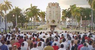 cuba, revolucion cubana, una sola revolucion, santiago de cuba, raul castro, santa ifigenia, miguel diaz-canel, presidented e cuba